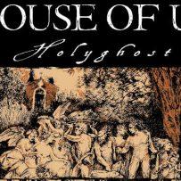 THE HOUSE OF USHER veröffentlichen HOLYGHOST